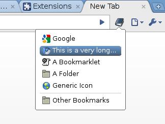 Quick Bookmarks
