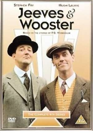 Jeeves and Wooster 万能管家