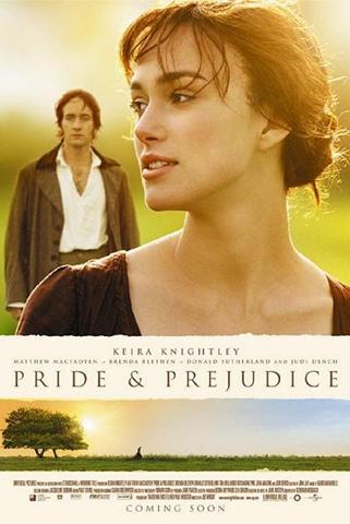 2005 版《傲慢与偏见》电影