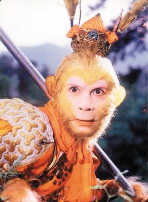 六小龄童的美猴王孙悟空