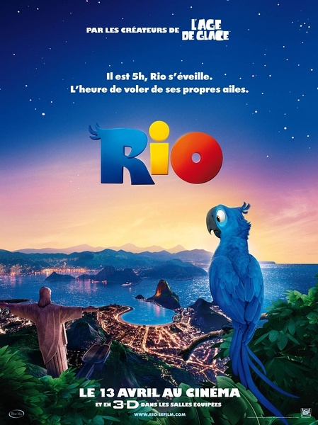 Rio 里约大冒险