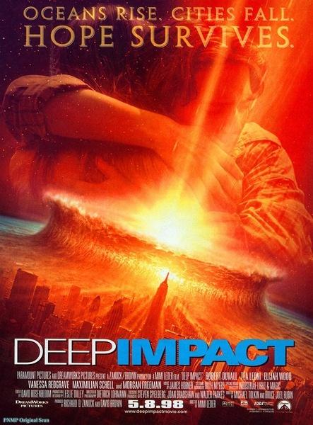 Deep Impact 彗星撞地球、天地大冲撞