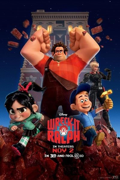 Wreck-It Ralph 无敌破坏王